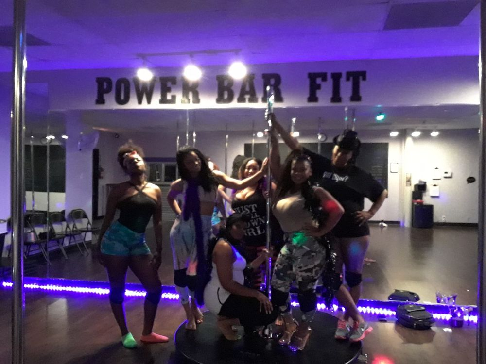 Power BAR Women's Fitness- Mesquite: 4000 Pioneer Rd, Balch Springs, TX