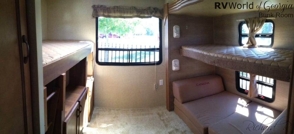 Love The Bunk Room Also Has A Separate Master Bedroom