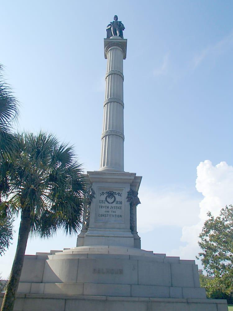 The Calhoun Monument