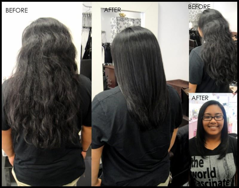 Straightening And Cut Yelp