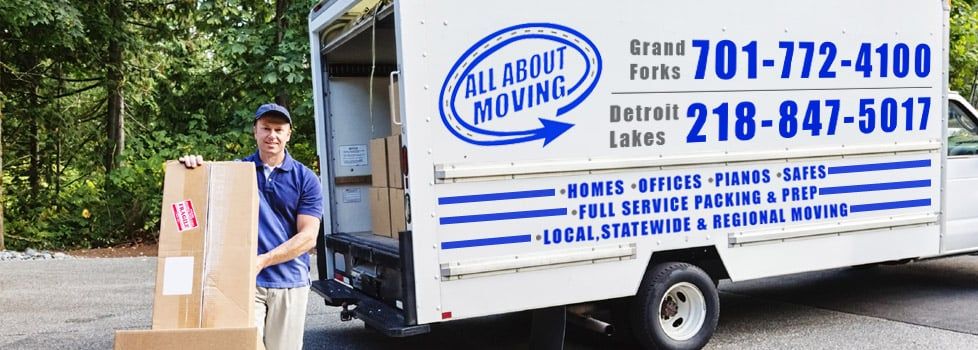 All About Moving & Storage: 2402 N 69th St, Grand Forks, ND