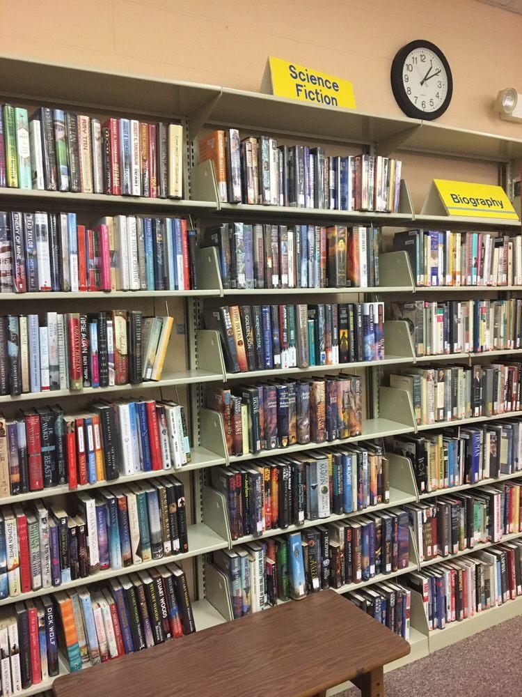 Buffalo & Erie County Public Library: 34 N Main St, Angola, NY