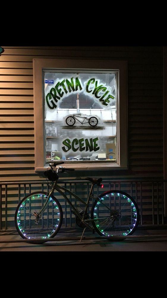 Gretna Cycle Scene: 523 Lafayette St, Gretna, LA