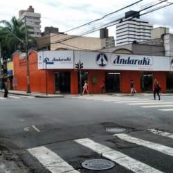 86203f6273 Andaraki Calçados - Lojas de Sapatos - R. João Negrão 227, Curitiba ...