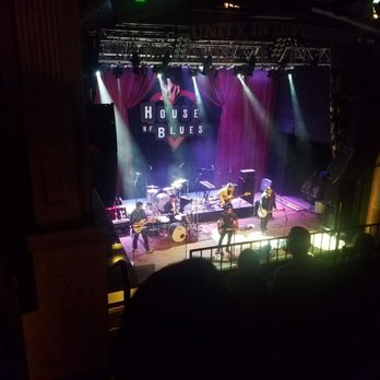 House Of Blues Music Venue 662 Photos 952 Reviews Music