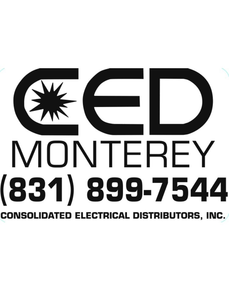 consolidated electrical distributors - building supplies - 425 orange ave  sand city  ca