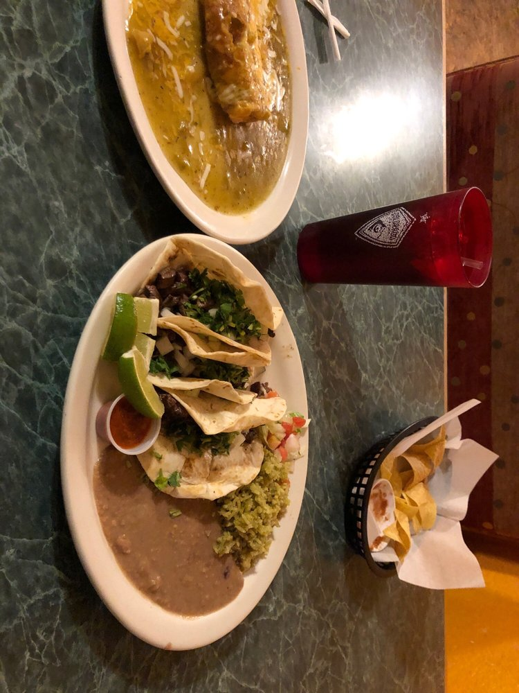 Adriana's Mexican Restaurant: 7272 E Hwy 86, Franktown, CO