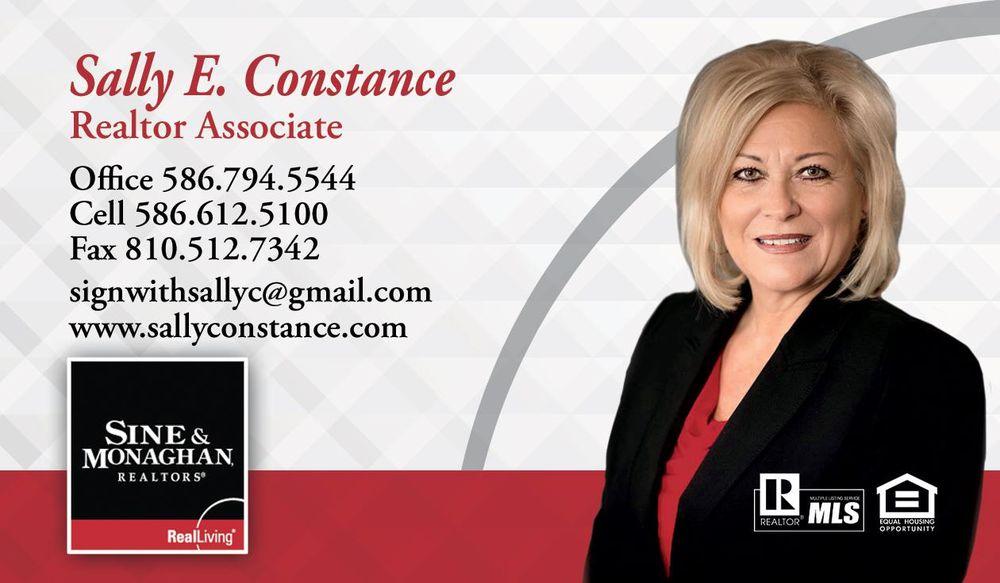 Sine & Monaghan, REALTORS® Real Living: 4181 Pointe Tremble, Algonac, MI