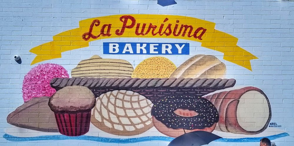 La Purisima Bakery