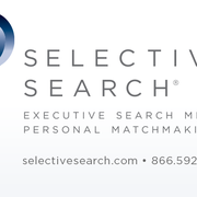 Selective search matchmaking