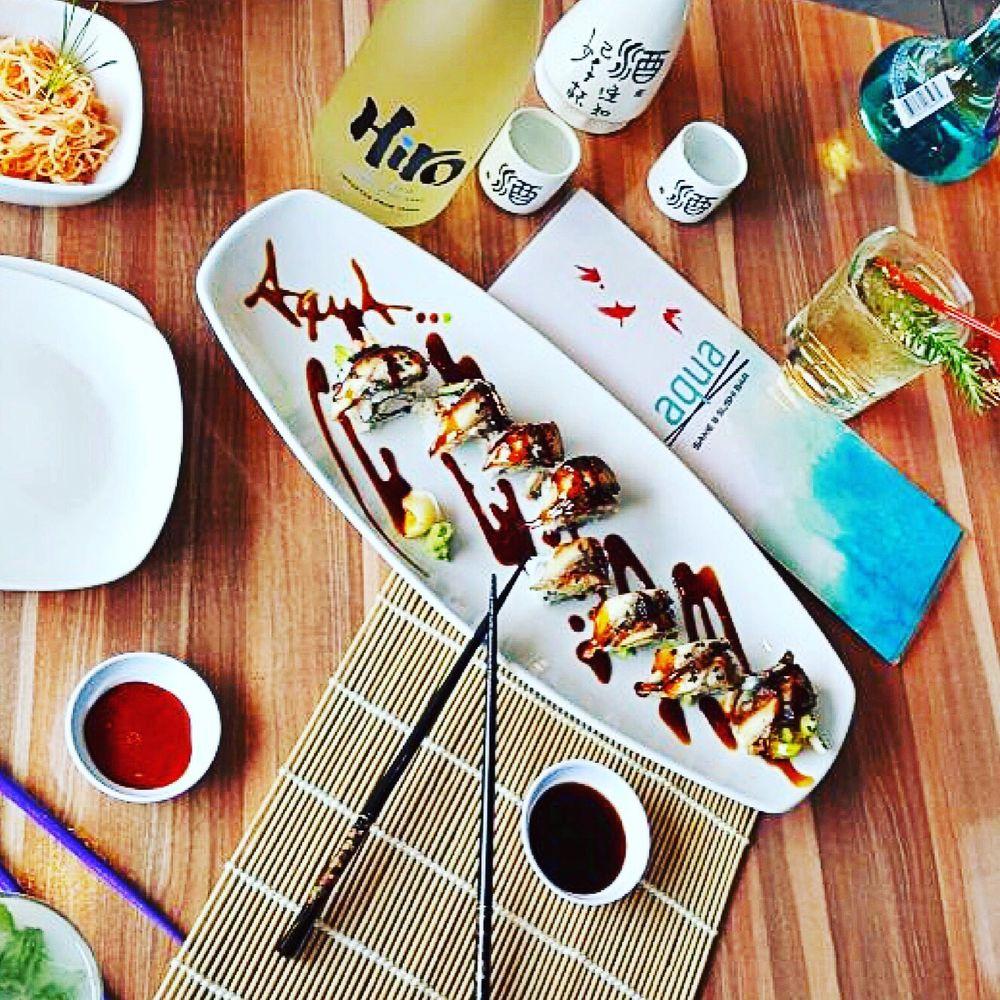 Aqua Sake & Sushi Bar: Highway 4466, Isabela, PR