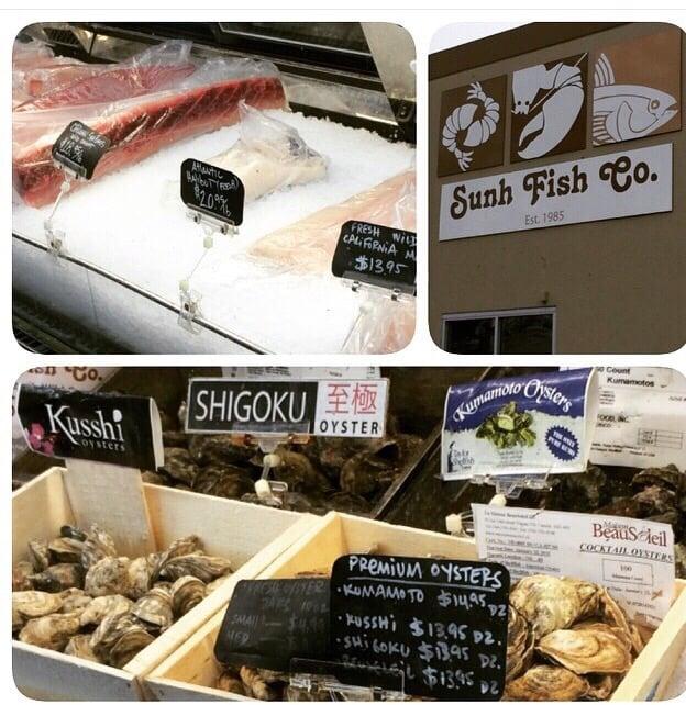 Sunh fish 286 photos 178 reviews seafood markets for Where to buy sashimi grade fish near me