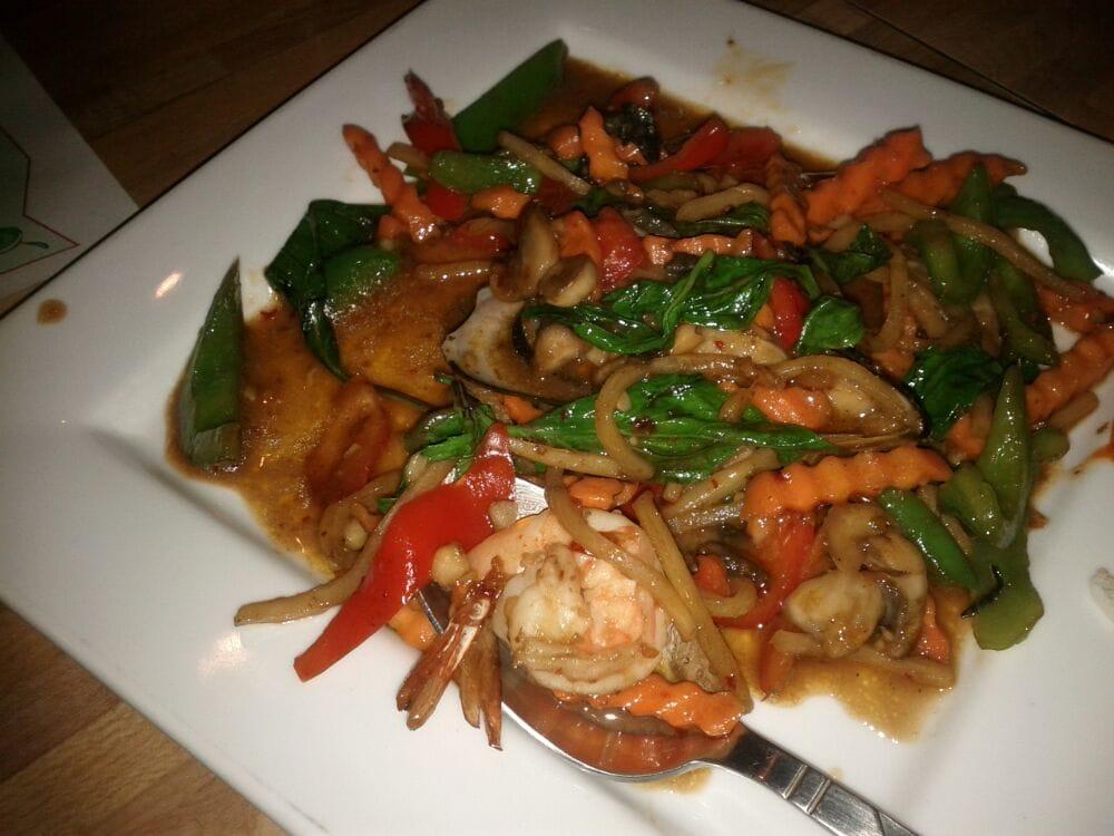 Thai Food Logan Square Yelp