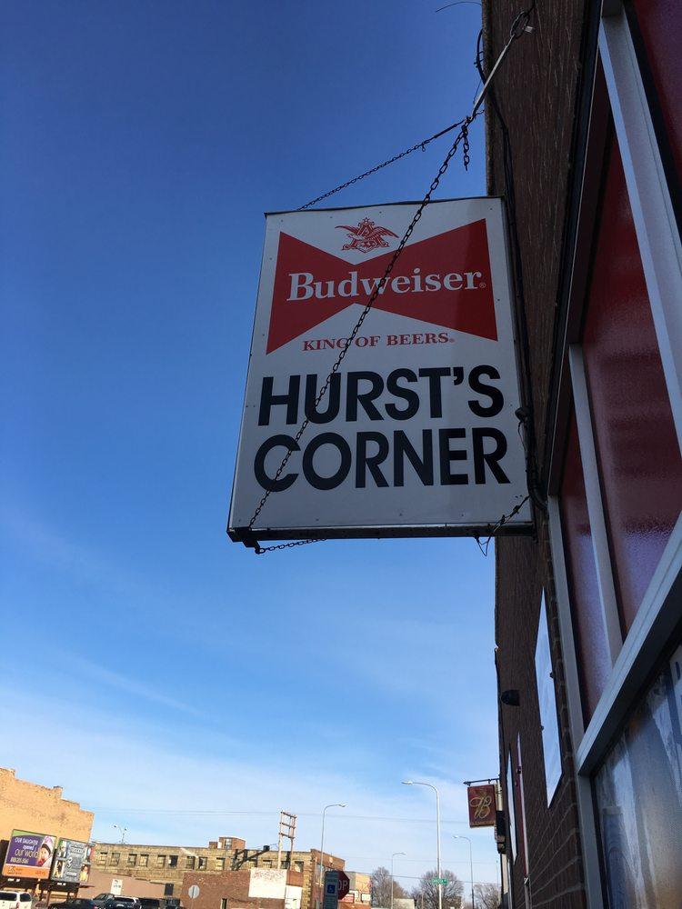 Hurst's Corner Liquor: 201 Dakota Ave S, Huron, SD