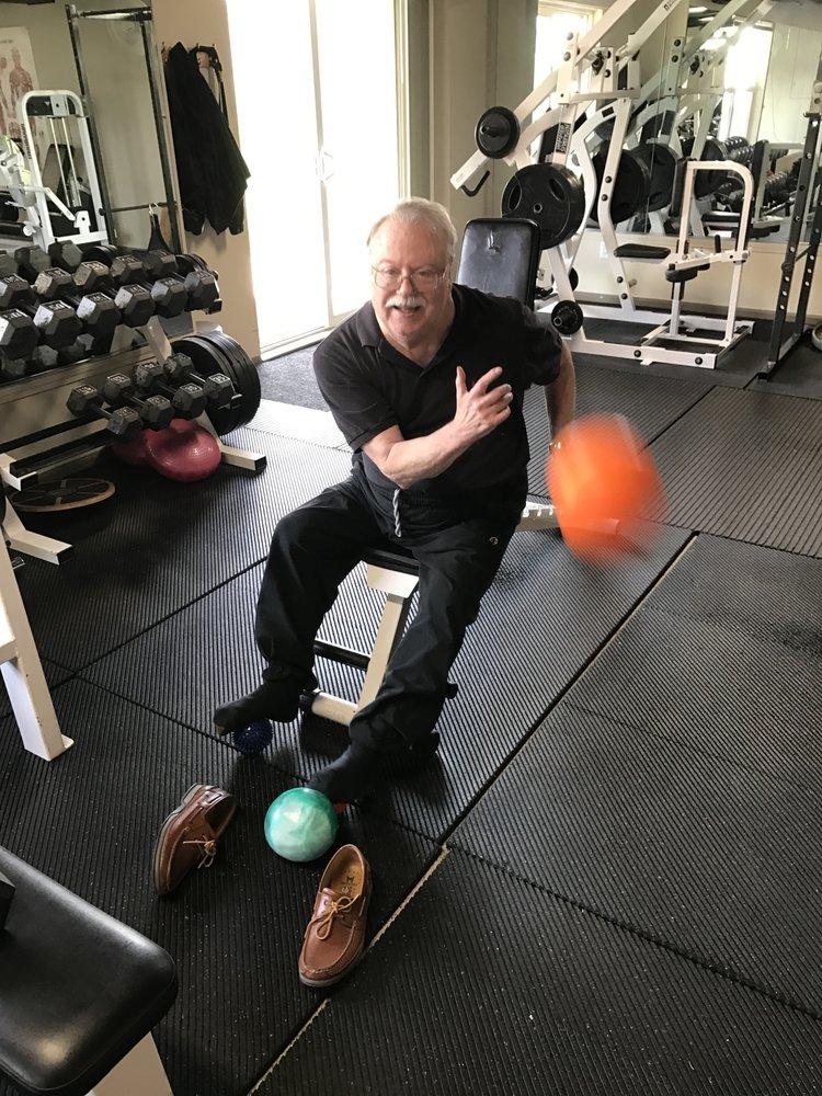 Andrew Phelka, Personal Trainer: 4442 Center Valley Way, Ann Arbor, MI
