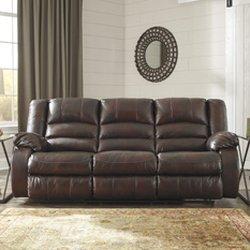 Photo Of Mu0026M Furniture   Huntington Park, CA, United States. Leather Sofa  Recliner