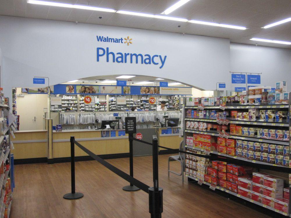 Walmart Pharmacy: 10840 Martin Luther King Jr Blvd, El Paso, TX