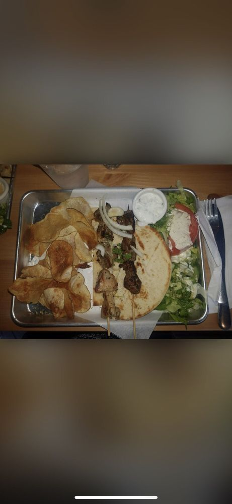 Thelo Greek Grill: 8009 Norfolk Ave, Bethesda, MD