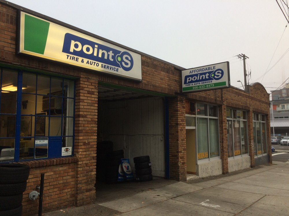 Point S Affordable Tire and Service