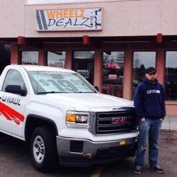 Pickup truck rental colorado springs