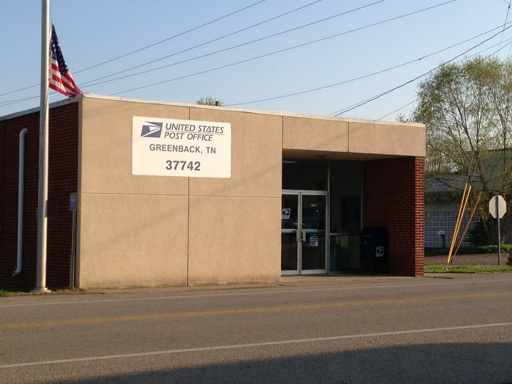 Greenback post office post offices 6726 morganton rd - United states post office phone number ...
