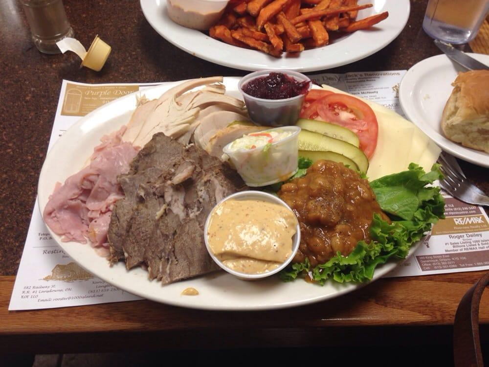 Rapid Valley Restaurant & Esso Service: RR 2, Lansdowne, ON