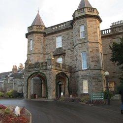 Photo Of Dalmahoy Hotel Country Club Edinburgh United Kingdom Front Entrance To