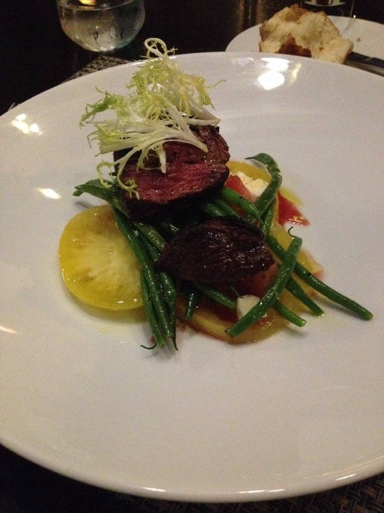 Hanger steak salad - Yelp