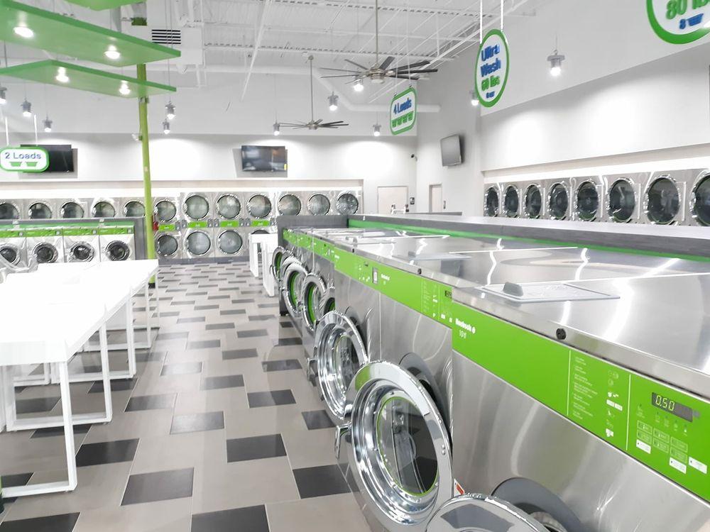 SpinXpress Laundry - Mcallen: 2901 N 23rd St, Mcallen, TX