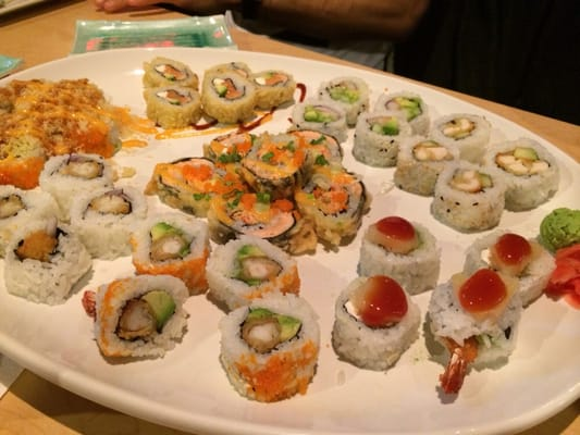 Origami Sushi 6507 W Waters Ave Tampa Fl Restaurants Mapquest