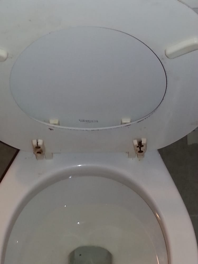 Photo Of Calypso Motor Inn Myrtle Beach Sc United States Their Toilets