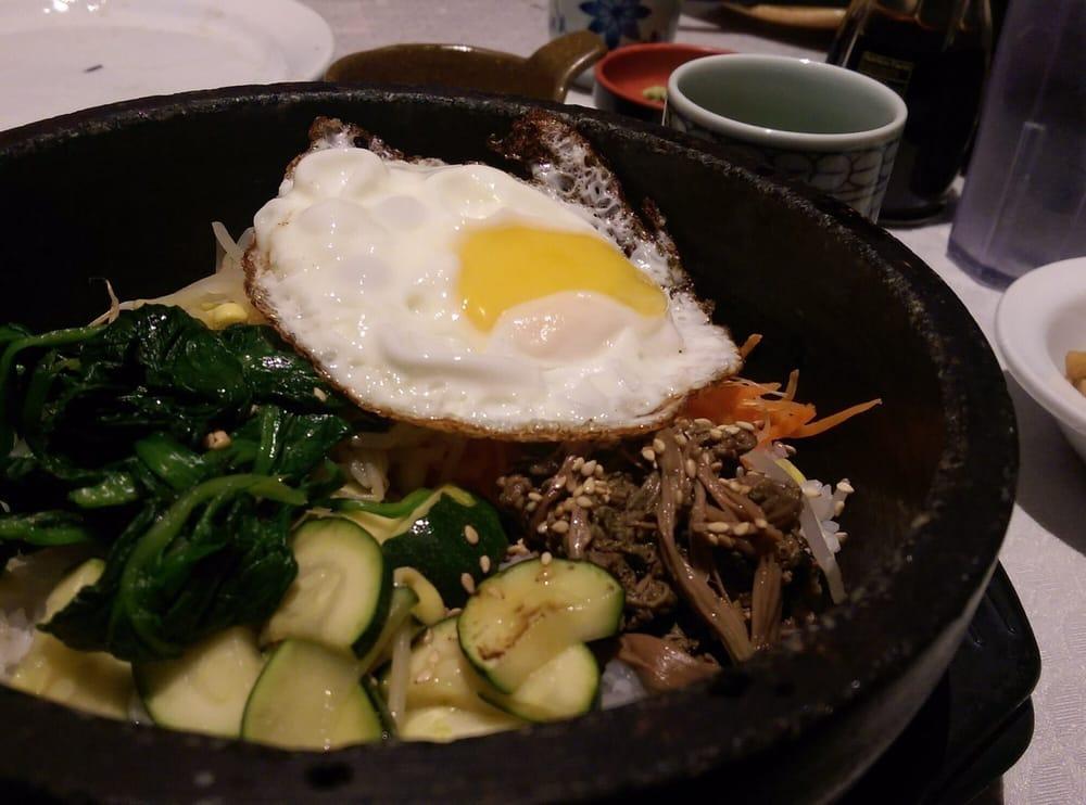 Vegetarian bibimbap yelp for Akasaka japanese cuisine