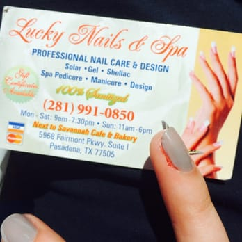 Lucky nails and spa nail salons 5968 fairmont pwy pasadena photo of lucky nails and spa pasadena tx united states awful prinsesfo Image collections