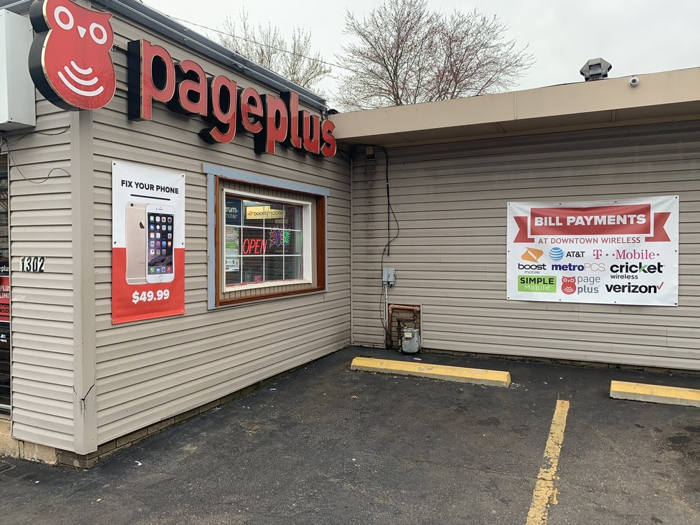 Downtown Wireless: 1302 W Tuscarawas St, Canton, OH