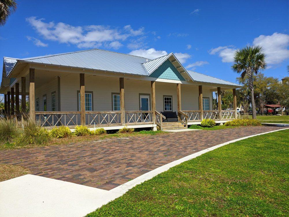 Palatka City Dock: 309 River St, Palatka, FL