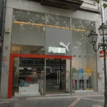 magasin puma en belgique