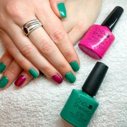 Photo Of All Lacquered Up Nail Bar Broomfield Co United States Shellac