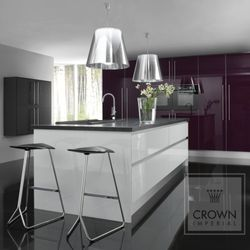 Luxury Bathrooms & Kitchens Sutton Coldfield ikon kitchens - kitchen & bath - 23 gate lane, sutton coldfield