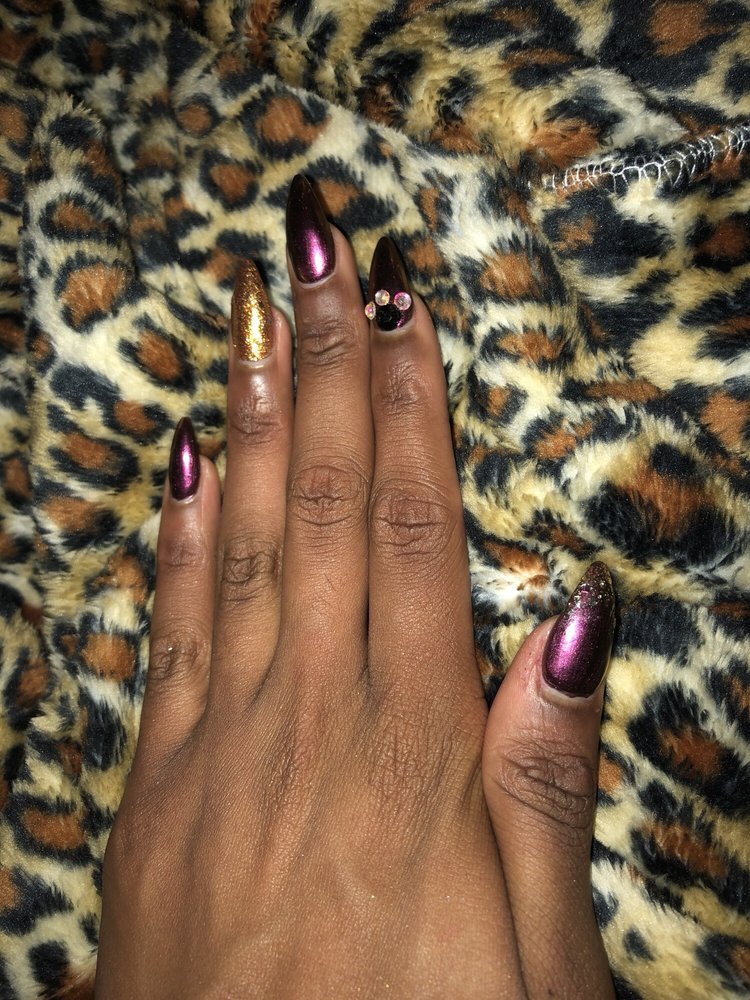 Montage Nails: 6831 E Broad St, Columbus, OH