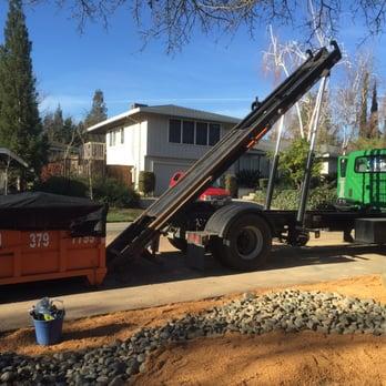 Photo Of Cal Bin Rentals   Sacramento, CA, United States. Cal Bin Dumpster