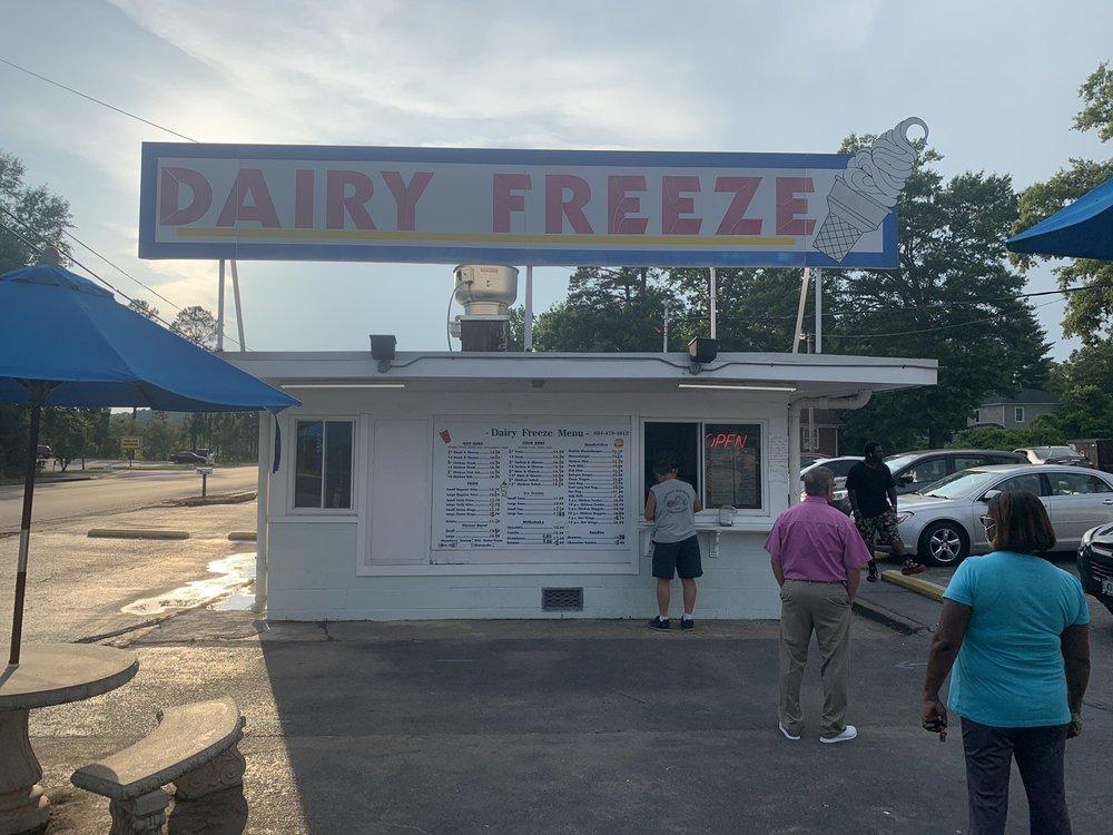 Dairy Freeze: 21112 Boydton Plank Rd, McKenney, VA