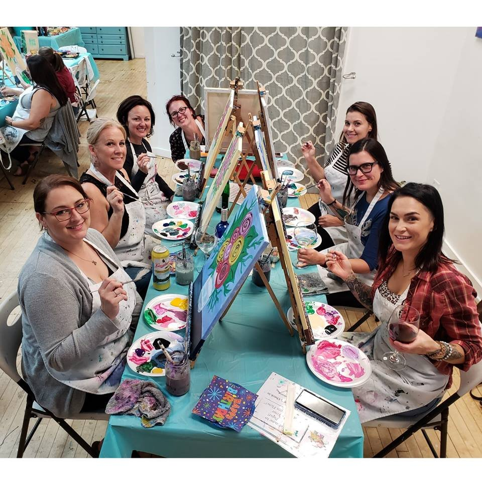 Chicago Sip & Paint