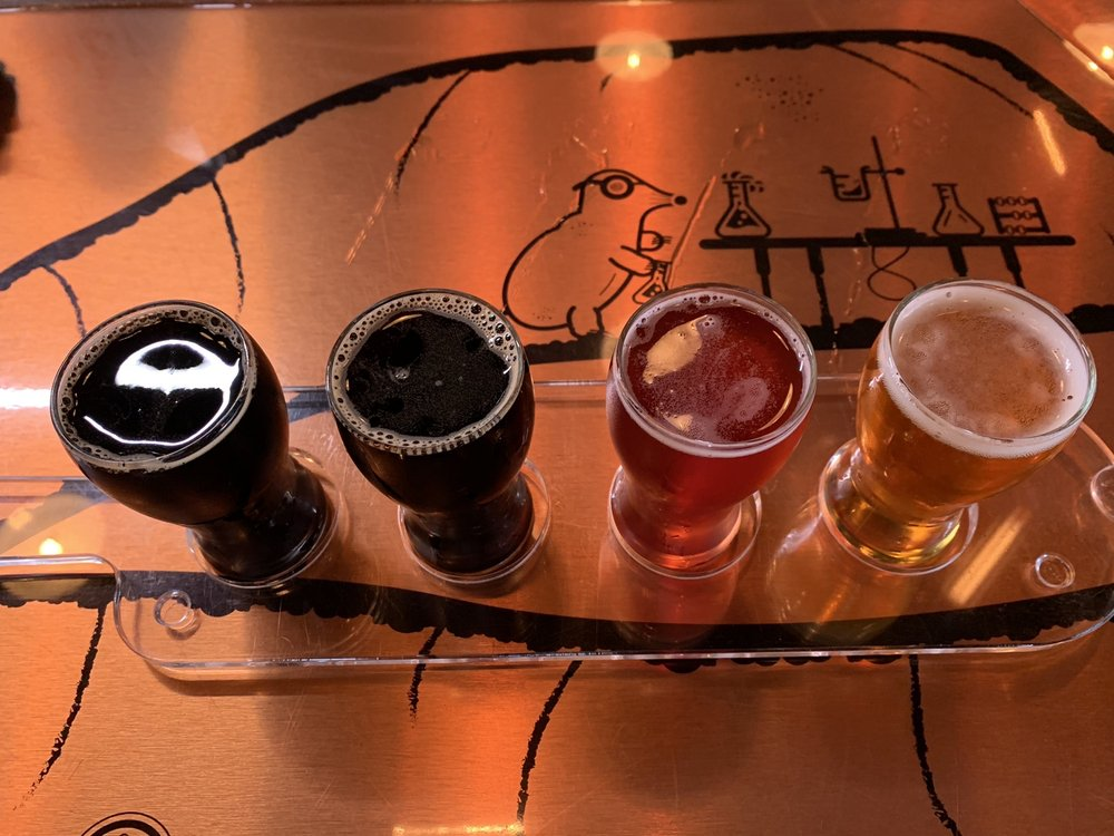 Mad Mole Brewing: 6309 Boathouse Rd, Wilmington, NC