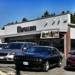 brown motors car dealers 399 federal st greenfield