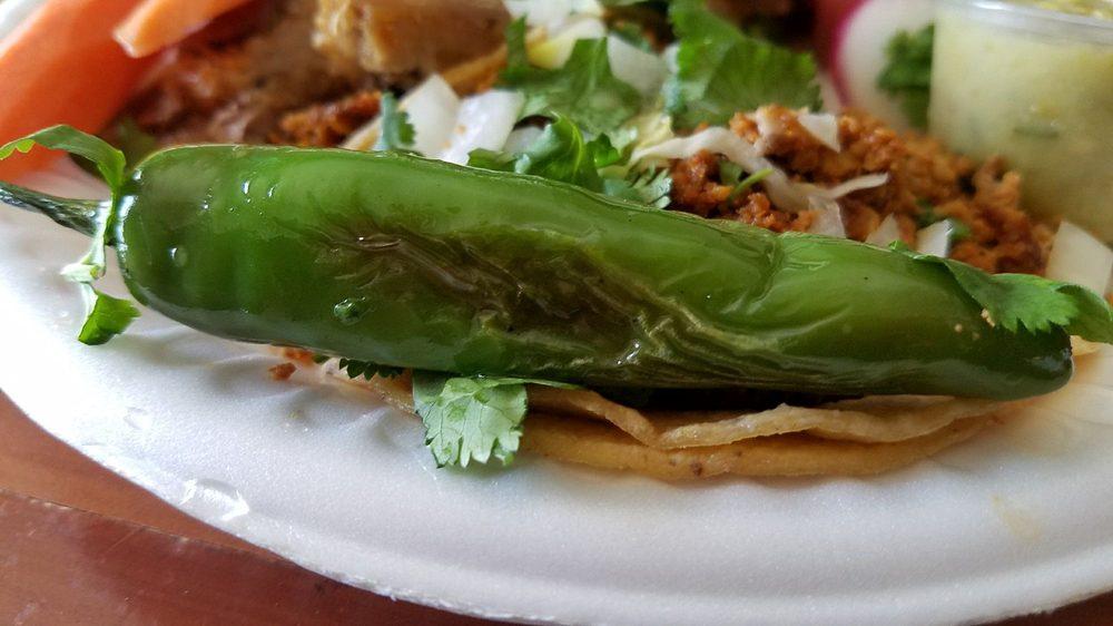 El Taco Oaxaco