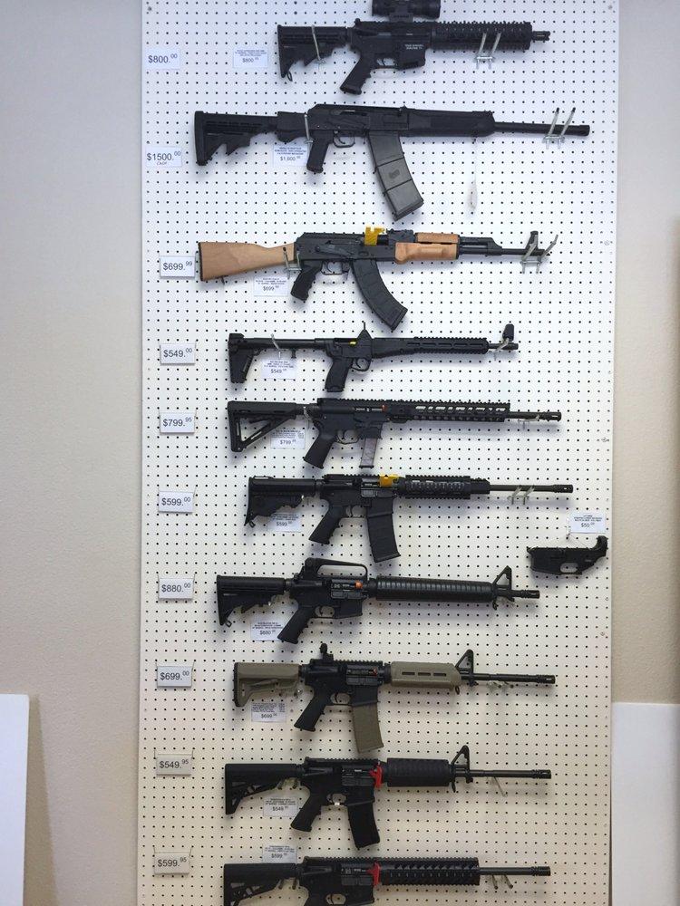 Texas Gunworks: 116 E Ellison St, Burleson, TX