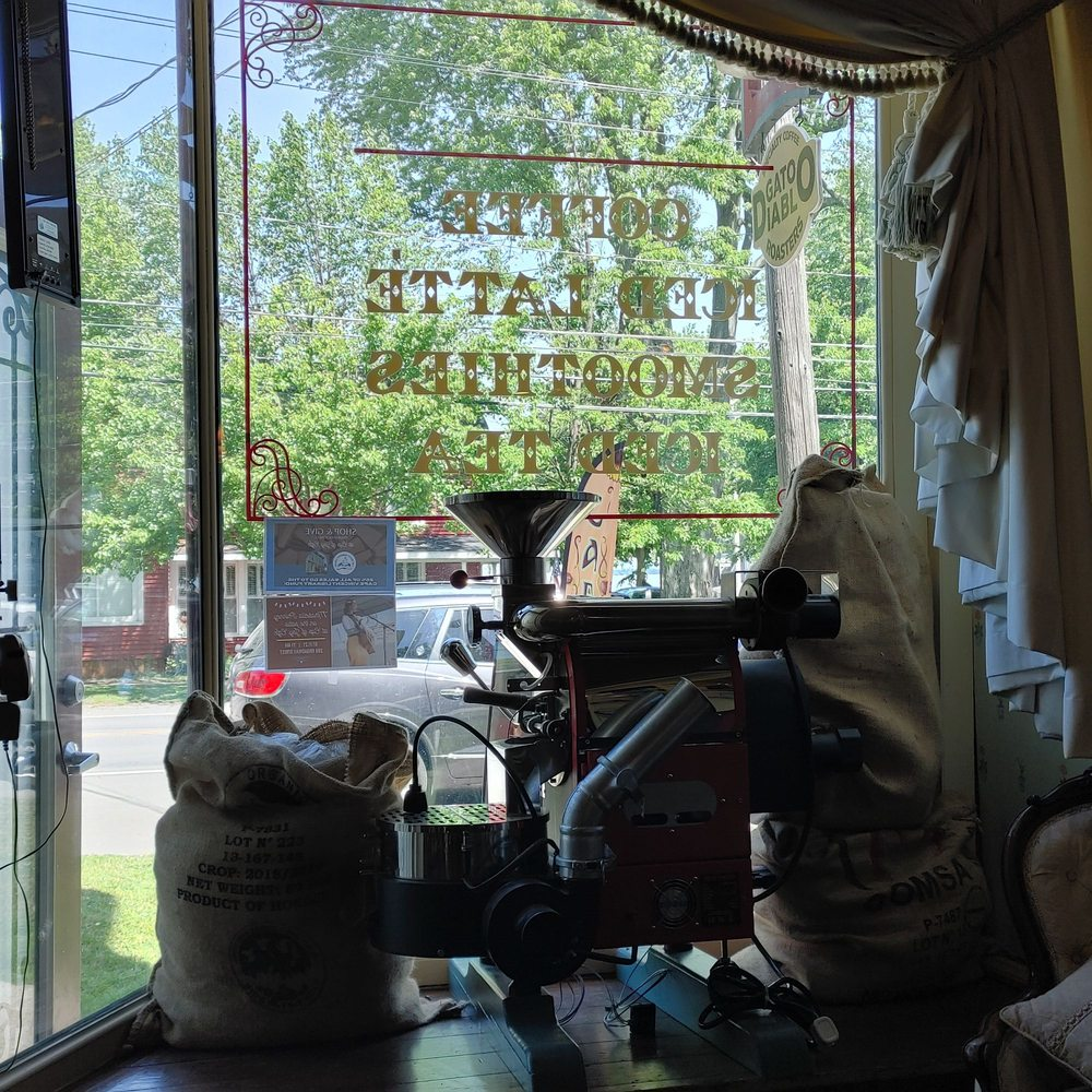 Cup Of Joy Cafe: 288 Broadway, Cape Vincent, NY