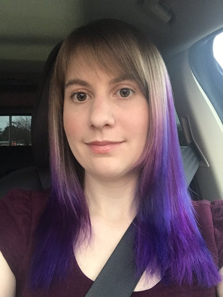 Hair design by destiny color by michael love it 3 yelp for 3 13 salon marietta ga