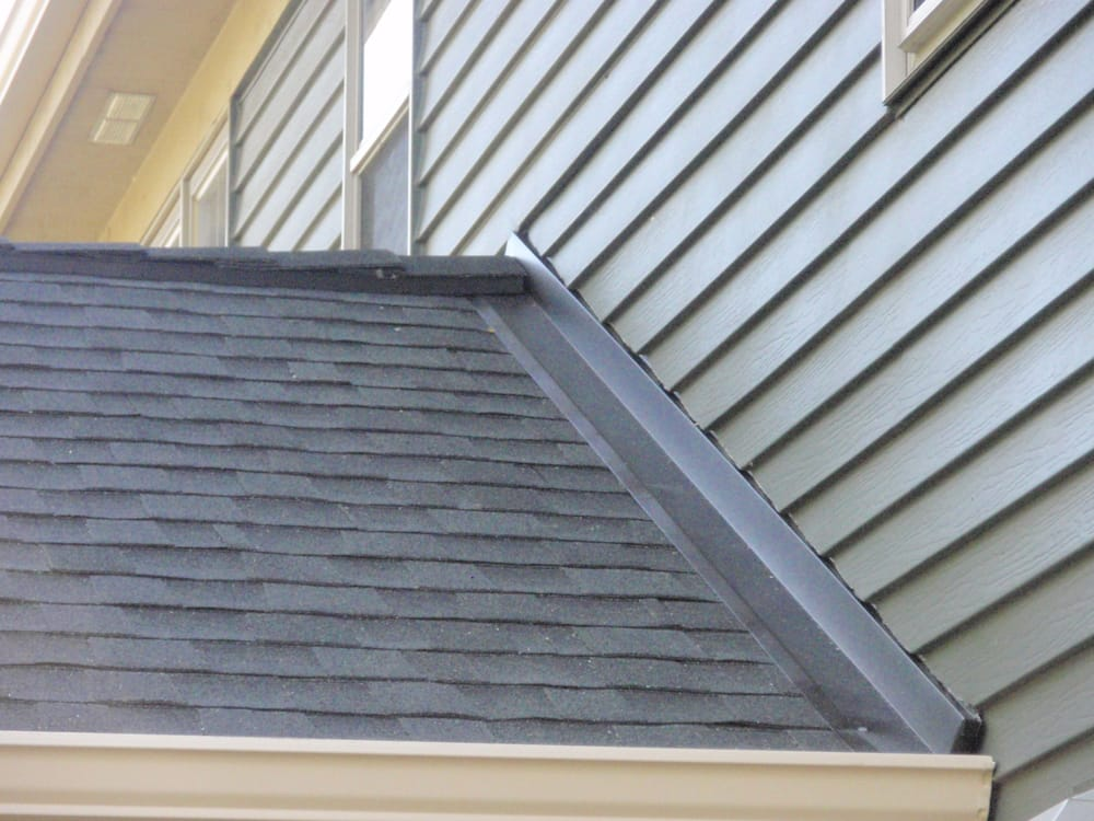 Sometimes Best Way To Protect An Aluminum Siding Roof