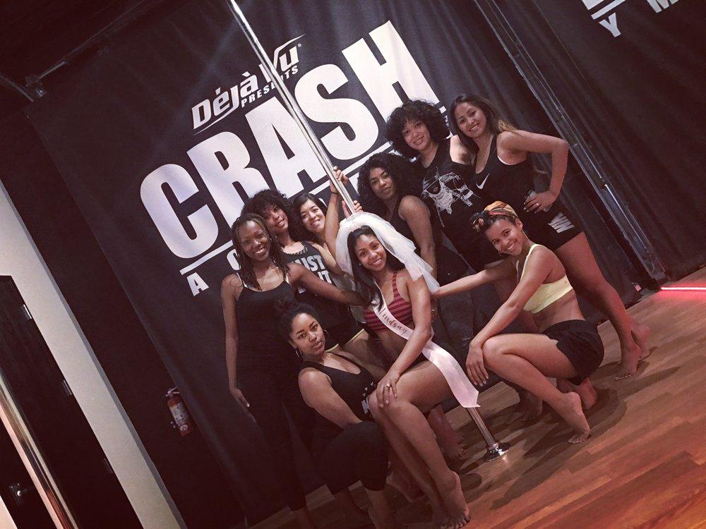 Crash Academy Pole Studio